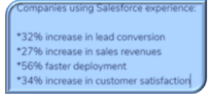 Salesforce Experience