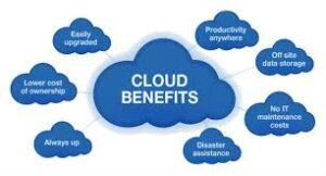 Benefits of migrating to Cloud