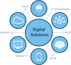 Digital services at low cost