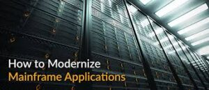 mainframe application services at low cost