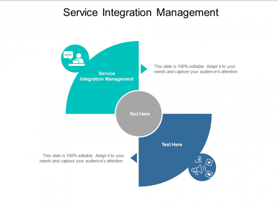 Service Integration Management at low cost