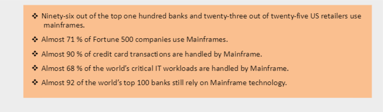 Costeffectie Mainframe Training providers