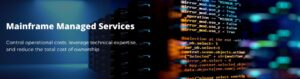 Mainframe services at reasonable cost