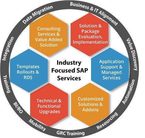 SAP Services at Low cost